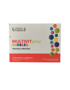 MULTIVIT JUNIOR VITAMINAS Y...