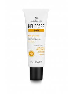 Heliocare 360 º GEL OIL...