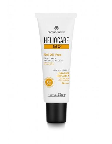 Heliocare 360 º GEL OIL FREE SPF 50