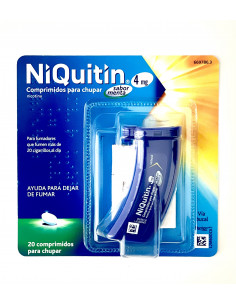 NIQUITIN 4 MG 20...